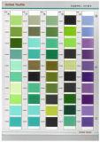 Poliestere 100% Dope Dyed Yarn con 200d/72f la deviazione standard Him DTY
