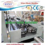 Plastik-EVA-gewölbte Schlauch-Maschinen-Zeile