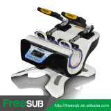 Freesub New Arrival Digital Mini Double-Estação Caneca Press Machine