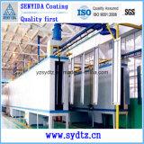 Alta calidad de la máquina de capa del polvo