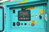 Tipo silencioso famoso gerador da fonte 20kw/25kVA do fabricante de potência (GDX25*S)