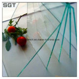 2mm-6mm Ultra White Glass / Clear Float Glass para janela