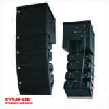 8 pollici Line Array con la festa nuziale di 15 Inch Sub Bass Indoor Sound per People 1000