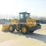 China hizo la maquinaria de construcción, cargador de 3 toneladas