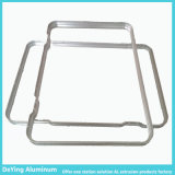 Aluminium en aluminium Profile Extrusion avec Bending Anodizing pour Trolley Cas