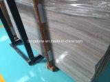 Brames blanches de marbre en bois blanches bon marché neuves de Serpeggiante avec le bon éclat