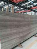 Vene di legno bianche di Grey del marmo di bianco cinese del grano