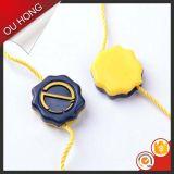 O Tag plástico magnético o mais novo do selo do fechamento do cabo do Tag do cair para o vestuário