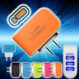 заряжатель USB конфеты 3 5V 3.1A для мобильного телефона