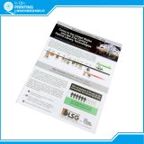 Progettare la stampa per il cliente degli opuscoli A4