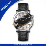 유일한 빈 다이얼 남자 스위스어 Movt를 위한 가장 새로운 디자인 손목 시계