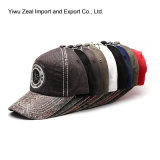 Gorra de béisbol de encargo del deporte de la manera del OEM del bordado