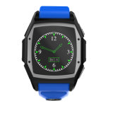 Bluetooth 4.0 Support Android e IOS Sport Smart Watch K6