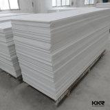 """feuilles extérieures solides de marbre artificielles de Corian d'épaisseur de 1/2 """""""