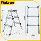 工場価格6のステップ折る世帯のAlumiumのステップ梯子