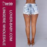 Le ragazze mettono i jeans in cortocircuito di modo con Pockes (L459)