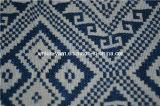 Обыкновенное толком домашнее тканье сделанное тканью софы Печатание Ткани твердой