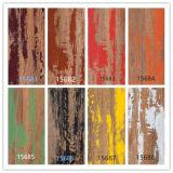 塗られた木製の床タイルの/Porcelainの磨かれた床タイル