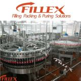 Grande Capacity Carbonated Soft Drink 3 in-1 Filling Machine