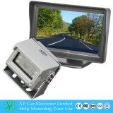 Câmera desobstruída do barramento do CCD de HD, IR impermeável, câmara de vídeo da segurança do veículo, câmera Xy-08s do caminhão