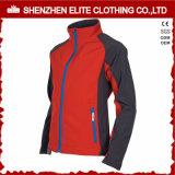 OEMカスタム安いSoftshellのジャケットの女性