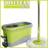 Joyclean 상류 회전급강하 Mop Microfiber 360 회전급강하 Mop (JN-302)