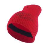 2017男女兼用の秋の冬のニットの帽子の帽子(A374)