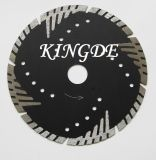 Stone Cutting를 위한 다이아몬드 Cutting Disc