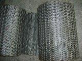 Acero inoxidable 304/316 correa del acoplamiento de alambre del transportador