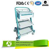 Trole/carro do suporte Record de Meical do hospital da alta qualidade Skr021-5