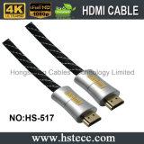 Constructeur à grande vitesse du câble HDMI de connecteur de HDMI-HDMI 24k