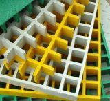 El rallar de las pisadas de escalera de la fibra de vidrio FRP/de las pisadas de escalera