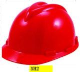 단추와 배기공을%s 가진 안전 헬멧