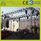 Fardo de alumínio do estágio de iluminação do desempenho da mostra do evento do concerto