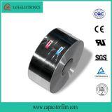 Zink und Aluminium metallisierter Polypropylen-Film für Kondensator