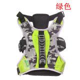 Le crabot vêtx le harnais de crabot de harnais d'animal familier (YD610)