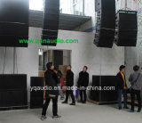 "1000W Dual 12 "" Three Way Line Array Professional Audio Speaker System"