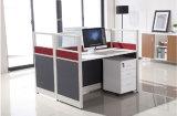 Handelsleute-Partition-hölzerner Büro-Tisch-Arbeitsplatz der möbel-2 (SZ-WST711)