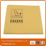 Boa toalha de secagem de venda do animal de estimação não tecido viscoso da tela, toalha de secagem do animal de estimação Multi-Function
