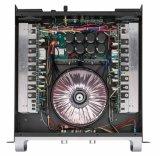 Visualización del LCD del amplificador de potencia profesional 2*800W (LX 8000)