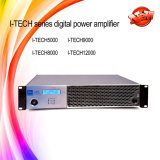 Amplificador de potência do karaoke do eco da Eu-Tecnologia 5000HD Digitas