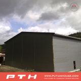 Apartamento prefabricado de la estructura de acero de la alta calidad