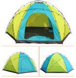 8-10 tente campante de grand Double couche de l'espace de personne