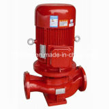 Pompe à eau intégrée en une seule étape verticale d'ISG d'IRG IHG