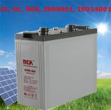 Prix de batterie solaire de packs batterie de panneaux solaires avec la garantie de cinq ans