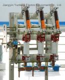 Cortacircuítos Switch-Fzrn21-12D/T125-31.5 de la carga del alto voltaje de la combinación del fusible de la fuente de la fábrica