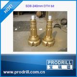 SD8-230mm Prüftisch, der DTH Bits bohrt