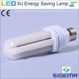 lampadina economizzatrice d'energia del cereale della lampada 8W 10W 12W 16W di 3u LED