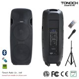 Si raddoppiano 15 Inches Plastic Loudspeaker per Model Ebs215W