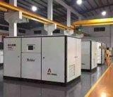 회전하는 기름에 의하여 기름을 바르는 나사 공기 압축기 (BD-60PM)